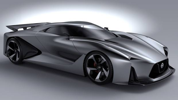 Nissan Concept 2020 Vision Gran Turismo (Nissan)