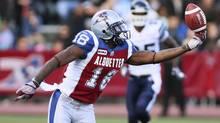Montreal Alouettes' Jamel Richardson (Reuters)