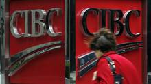 Canadian Imperial Bank of Commerce (CIBC) at Bay and King Streets in the Financial District in Toronto, Ontario, Canada. (Deborah Baic/The Globe and Mail)