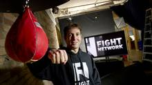 Leonard Asper is now an investor in the Fight Network (Kevin Van Paassen/The Globe and Mail)
