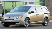 2011 Honda Odyssey (Honda/Honda)