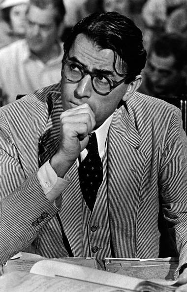 Atticus Finch (To Kill a Mockingbird) A widower lawyer in a small southern town, Atticus taught his children Scout and Jem that all people should be treated equally and to always stand up for their beliefs. Even cooler, he let his kids call him by his first name.