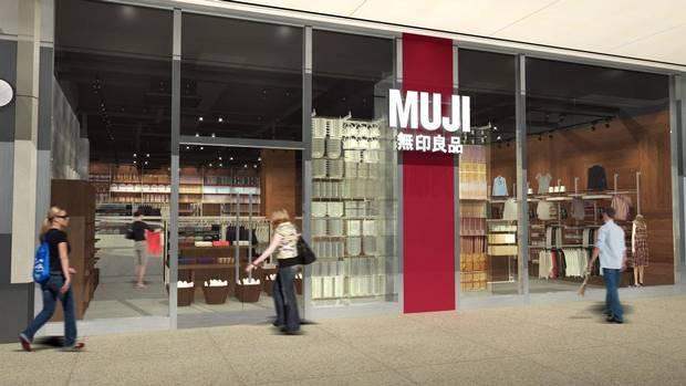 Japanese Design Store Muji Japanese Store Muji's Canadian