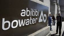 AbitibiBowater head office in Montreal (Ryan Remiorz)