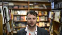 Michael Erickson and other community members bought the Glad Day Bookshop to stop it from closing. (Fred Lum/The Globe and Mail)