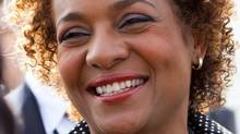Governor-General Michaelle Jean will make herself scarce during the Queen's nine-day visit, which begins June 28. (Sean Kilpatrick/The Canadian Press)