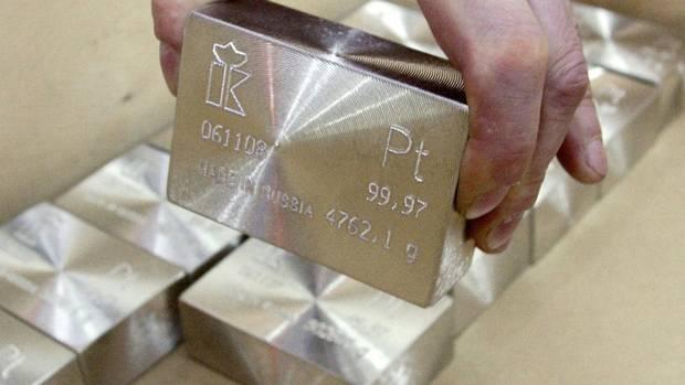 Platinum, palladium ETFs make debut - The Globe and Mail