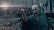 "Ralph Fiennes as Lord Voldemort in a scene from ""Harry Potter and the Deathly Hallows, Part 2"" (Courtesy of Warner Bros. Picture/Courtesy of Warner Bros. Picture)"