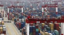 Yangshan Port in Shanghai. (Aly Song/Reuters)