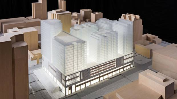Vancouver developers place hopes on ex canada post office for Vancouver architecture firms
