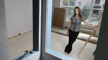 Cindy Wennerstrom quit her job in sales and marketing to indulge her passion for real estate four years ago. The 39-year old Toronto MBA now has millions of dollars in properties, but she prefers something called a long flip, versus the quick flip. (Peter Power/Peter Power/ The Globe and Mail)