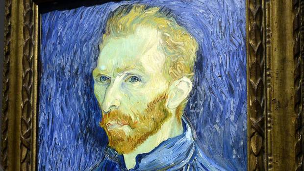 Mystery Solved Van Gogh Sliced Off Nearly Entire Ear