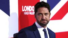 Gerard Butler stars in two films – London Has Fallen, which opens this weekend, and Gods of Egypt, currently in theatres. (MARIO ANZUONI/REUTERS)