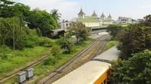 Take an unforgettable ride aboard the Mandalay Express. (istockphoto)
