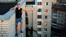 """Andrey R. is shown in a handout photo from his Instagram account. The 17-year-old boy in Russia died after falling nine storeys from a rooftop while engaging in the extremely dangerous """"rooftopping photography."""" (THE CANADIAN PRESS)"""