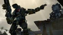 For pure action there's no game more anticipated than Titanfall (by the individuals originally responsible for Call of Duty's huge success). (Respawn)