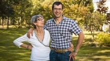 Barry Green's spirit of philanthropy was inspired by his mom Goldie Feldman. (Doug Nicholson)