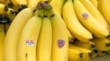 Bananas are among foods high in potassium, which is thought to help relax the blood vessels.