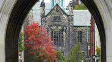 The University of Toronto campus (Kevin Van Paassen/The Globe and Mail)