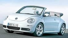 2009 Volkswagen Beetle Convertible (Volkswagen)