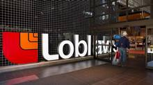 The Loblaws flagship location on Carlton Street in Toronto on Thursday May 2, 2013. (Aaron Vincent Elkaim/THE CANADIAN PRESS)