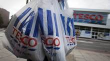 Tesco (Simon Dawson/Bloomberg)
