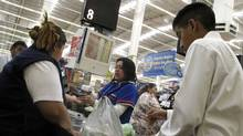 A Walmart store in Mexico City, on March 29, 2012. (JOSH HANER/NYT)