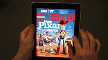 Toronto, May 26/10 - The new iPad app for Wired Magazine photographed at the Globe and Mail in Toronto, Ontario, Canada. Photo Illustration By Deborah Baic/The Globe and Mail