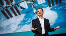 Chris Hadfield's preparation helped him recover when he was blinded during his spacewalk. (James Duncan Davidson/James Duncan Davidson)