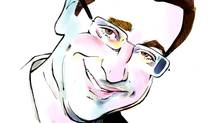 Bob Saget (ANTHONY JENKINS FOR THE GLOBE AND MAIL)