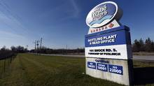 Wellington Water Watchers says the permit for Nestle Waters in Aberfoyle, Ont., expired on July 31. (Fred Lum/The Globe and Mail)