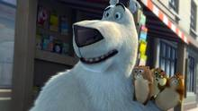 Norm, 'a bear with too much care and not enough scare,' teams up with the lemmings to save the Arctic from an unscrupulous condo developer. (Entertainment One)