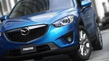 Mazda CX-5 (Mazda Canada Inc./Mazda Canada Inc.)