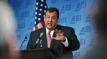 New Jersey Gov. Chris Christie. (Mandel Ngan/AFP/Getty Images)