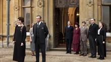 A scene from Downton Abbey (Nick Briggs/AP)