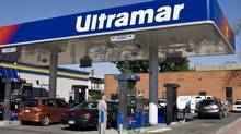 Valero is also selling its retail network in Eastern Canada, which goes under the Ultramar brand, as part of a deal to spin off U.S. and Canadian gas stations into a separate, publicly traded company. (Paul Chiasson/The Canadian Press)