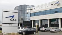CAE headquarters in a 2009 file photo. (Paul Chiasson/The Canadian Press/Paul Chiasson/The Canadian Press)