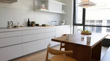 Todd Wood's kitchen for My Favourite Room. Toronto, Ontario, June 14, 2013. (Fernando Morales/The Globe and Mail)