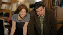 Catherine Keener and Oliver Platt: a smart New York comedy that explores the gap between empathy and avarice. (Piotr Redlinksi/Sony Pictures Classics/Piotr Redlinksi/Sony Pictures Classics)