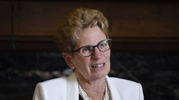 Wynne To Shuffle Ontario S Liberal Cabinet Halfway Through