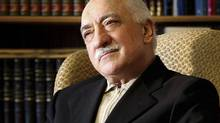 Islamic preacher Fethullah Gulen is pictured at his residence in Saylorsburg, Pennsylvania in 2004. (STRINGER/TURKEY/REUTERS)