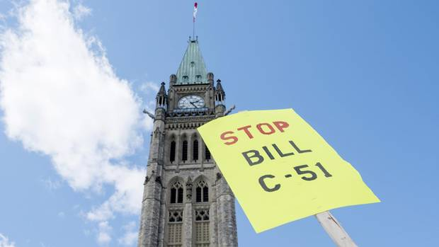 NDP MP Randall Garrison introduces bill to repeal…