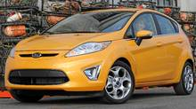 Ford Fiesta (Ford Ford)