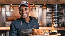 This May, Marcus Samuelsson is bringing his blockbuster Harlem restaurant, Red Rooster, to London. (Matt Dutile)