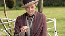 """A scene from an episode of """"Downton Abbey"""" (Nick briggs/Carnival Film & Television)"""