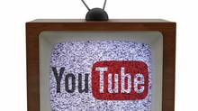While TV is certainly not dead, YouTube is gaining in influence. (PHOTO ILLUSTRATION BY THE GLOBE AND MAIL)