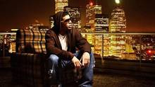 Drake, young actor turned rapper. As Aubrey Graham, he acted in DeGrassi: The Next Generation.