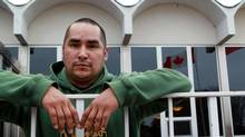 Timothy Nahmabin credits his freedom to a Gladue report and a sensitive judge. (Dave Chidley for The Globe and Mail)