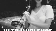 Lana Del Rey's Ultraviolence. (THE ASSOCIATED PRESS)
