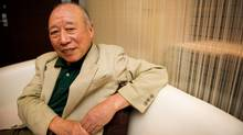 Shigeo Tokuda, Japan's 76-year-old king of 'elder porn.' (Kayo Yamawaki for The Globe and Mail/Kayo Yamawaki for The Globe and Mail)